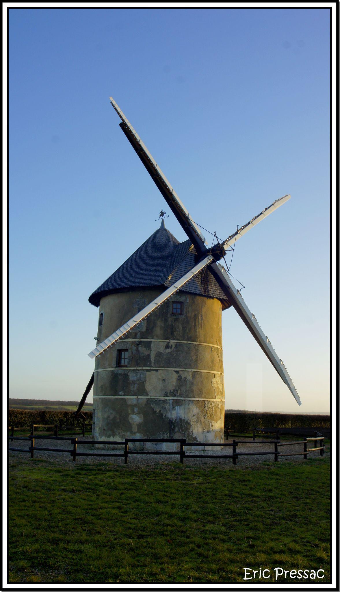Moulin Dautin ( Yonne)