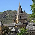 33_Conques toits et clochers_2