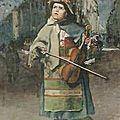 Le peintre et la violoniste, par jean-claude boyrie