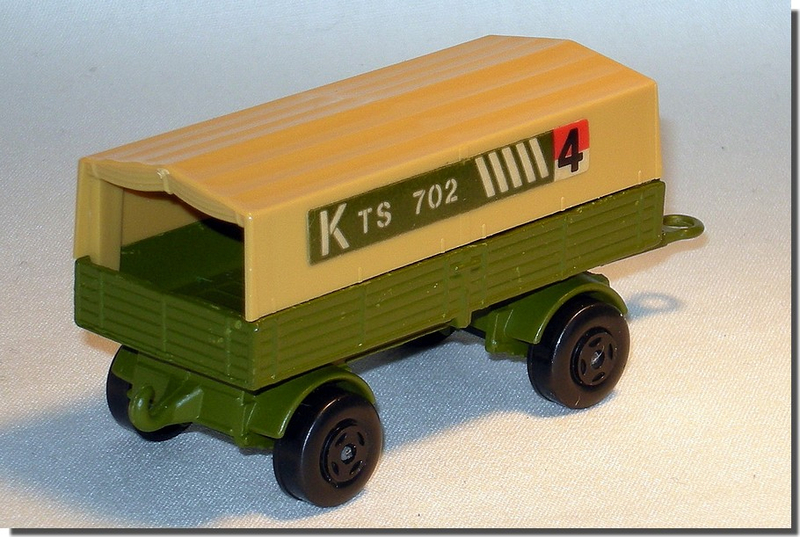 Lesney Matchbox 02 E Military 02