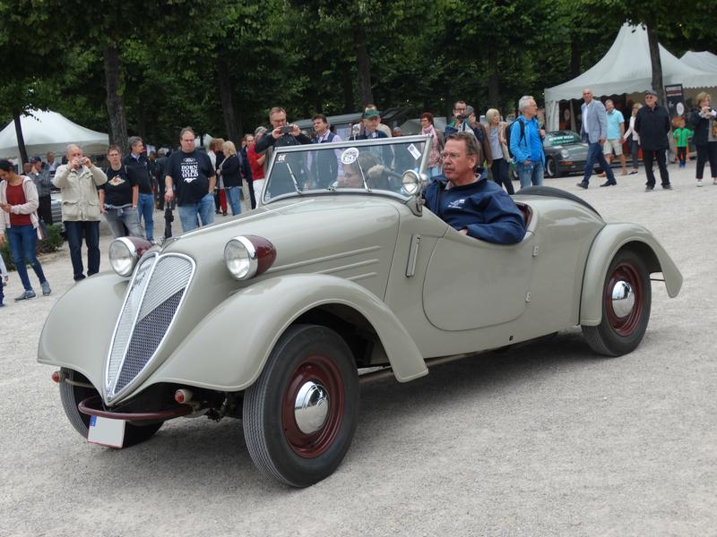 STOEWER Greif Junior Geländensporten Roadster 1937 Schwetzingen (1)