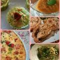 A vos légumes! (défi végétarien proposé par carole)