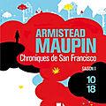 Chroniques de san francisco, saison 1, armistead maupin