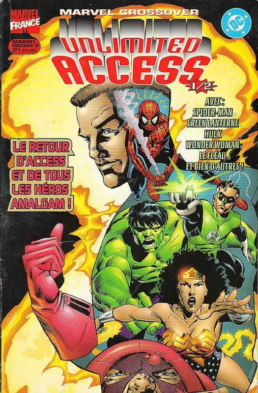 marvel crossover 10 unlimited access 1