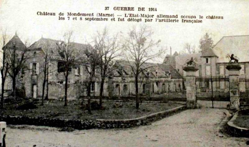 Mondemont Chateau