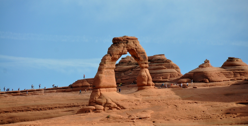 153 MOAB, Arches NP - Delicate Arch