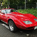Chevrolet corvette stingray coupe-1973