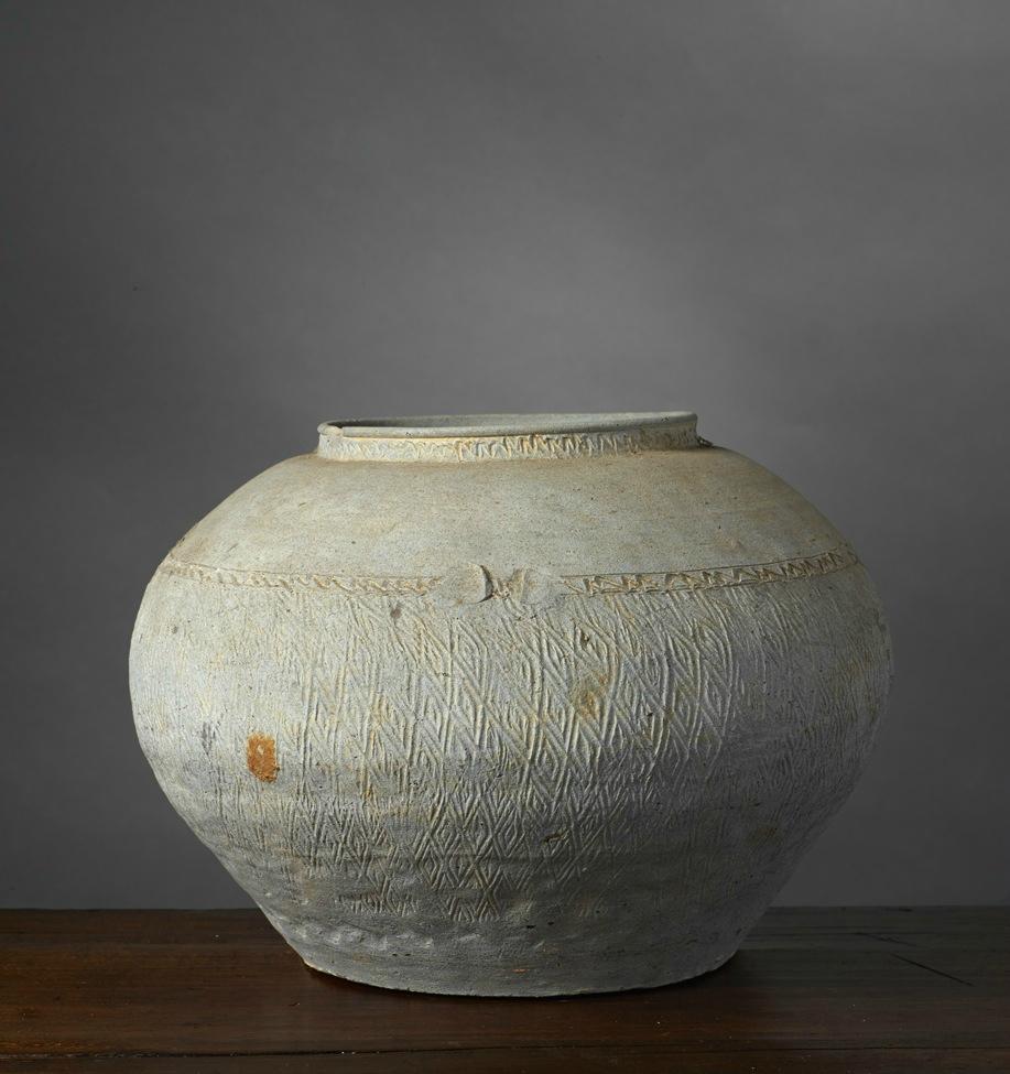 Jarre, Vietnam, Culture de Đông Sơn, ca 500 BCE-100 BCE
