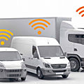 Using telematics in professional vehicle fleets