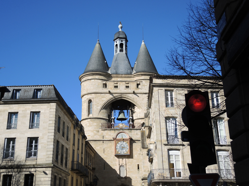 Bordeaux, la Grosse Cloche (33)