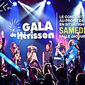 Gala du herisson - samedi 18 avril 2020 à pontault-combault 77 - salle jacques brel