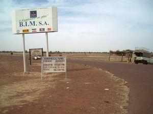 presque rien Route vers DJENNÉ Mali