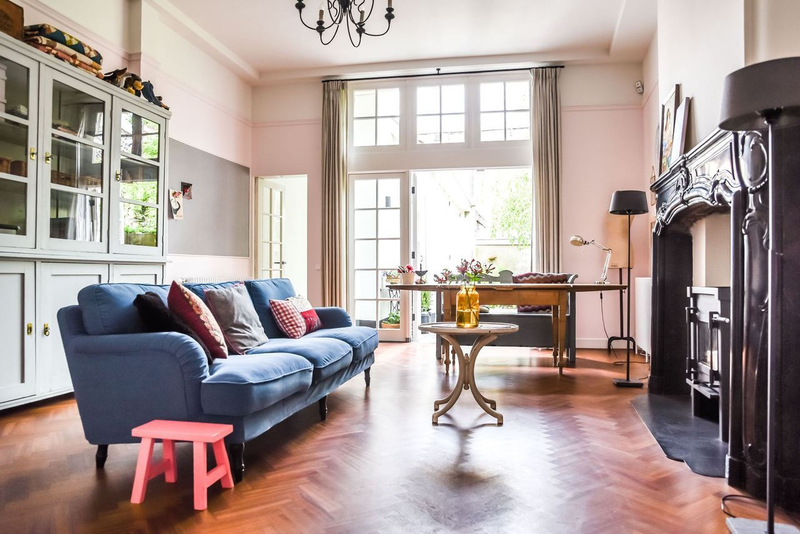 A romantic vintage apartment styling by Copparstad photos by Spinnell (12)