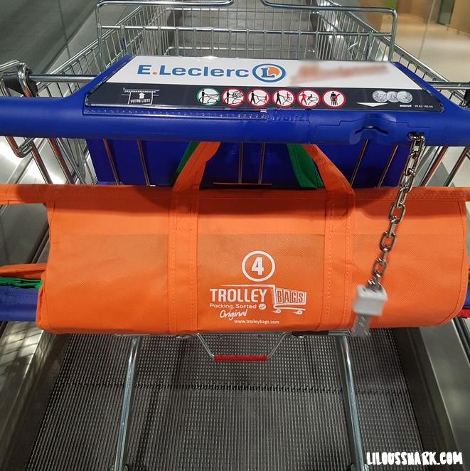 trolley bags test lilousshark
