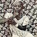 Seydou keïta, la photographie africaine au grand palais