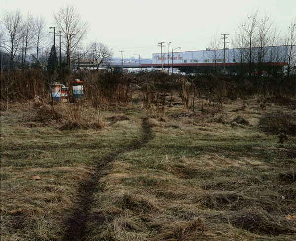 78. Jeff Wall, The Crooked Path, 1991.