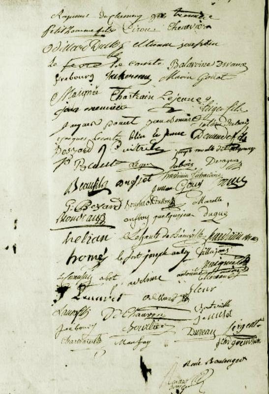 89-10-18 page de signature de l'ag