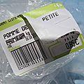 Vu chez les autres #3: un petit geste contre le gaspillage des sachets en plastique