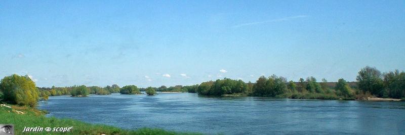 La Loire à Amboise