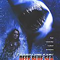 Peur bleue - deep blue sea (shark attack)