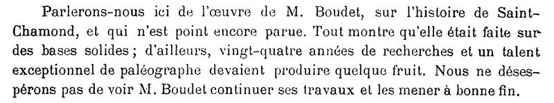 Gustave Lefebvre sur Boudet 1884-85