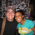 Nick, un JET de l'afrique du Sud avec qui j'ai eu de belles disc