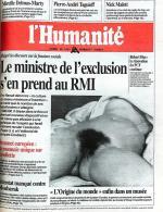 Origine du monde Huma 27 juin 1995