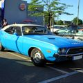 Dodge challenger 340 2door hardtop coupé de 1972 (Rencard du Burger King juin 2010) 01