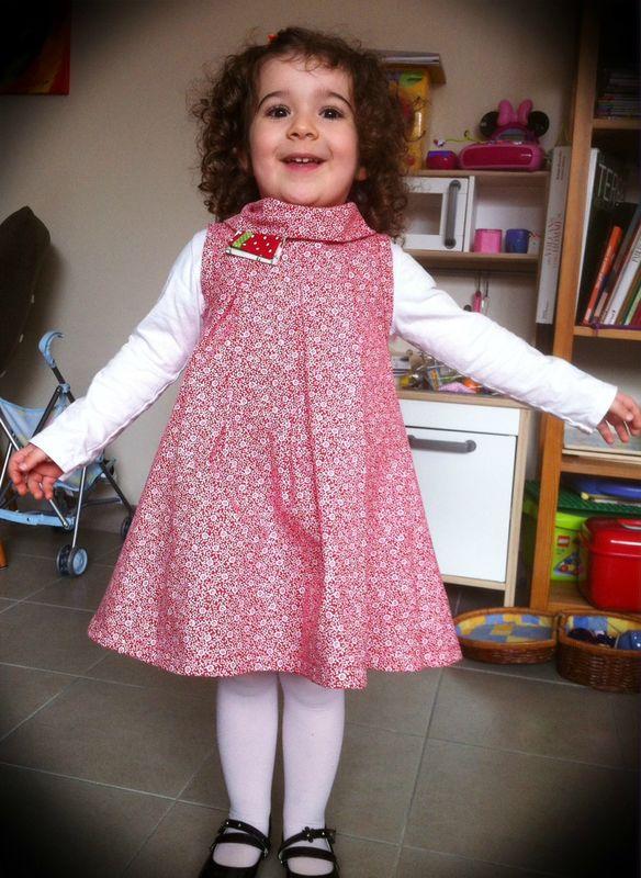 Alula... ou la robe qui tournait!