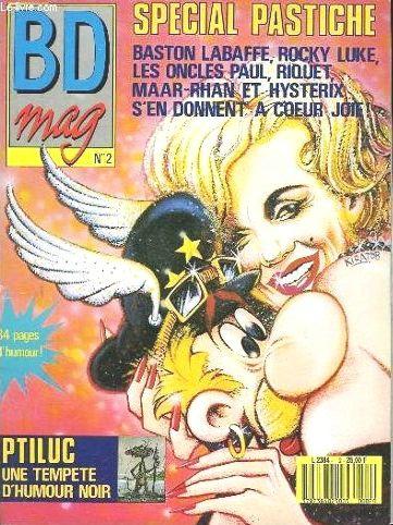 BD Mag (Fr) 1988