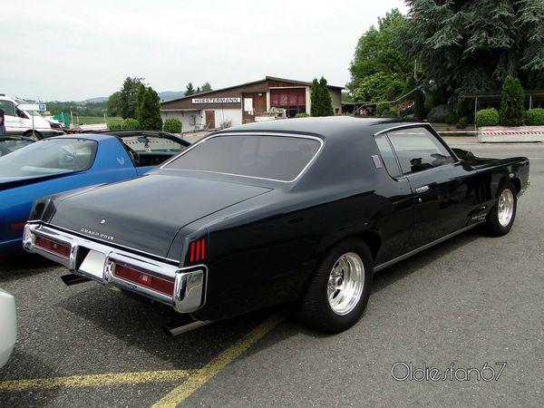pontiac grand prix hardtop coupe 1969 b