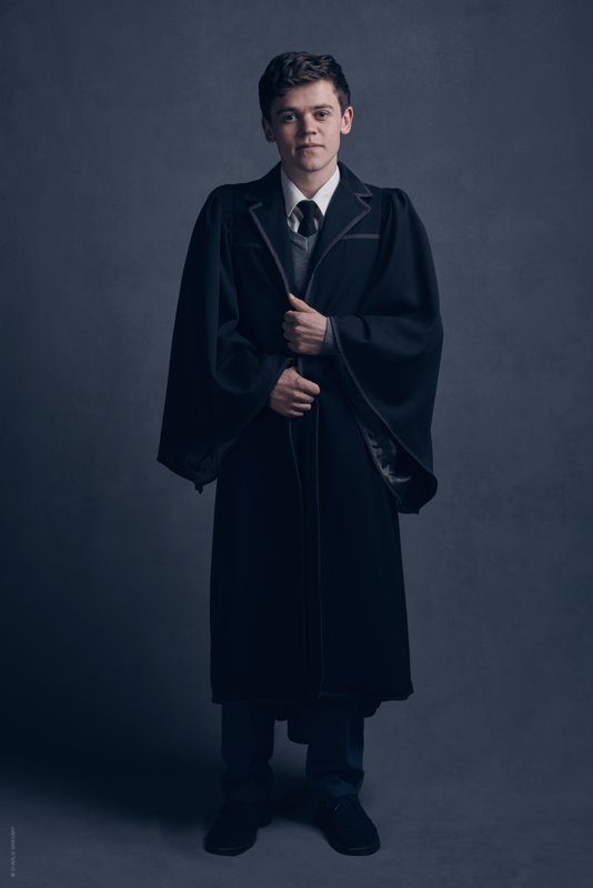 Harry Potter and the Cursed Child_Sam Clemmet as Albus