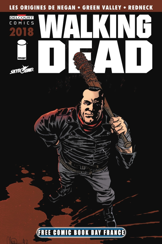 fcbd 18 delcourt walking dead negan
