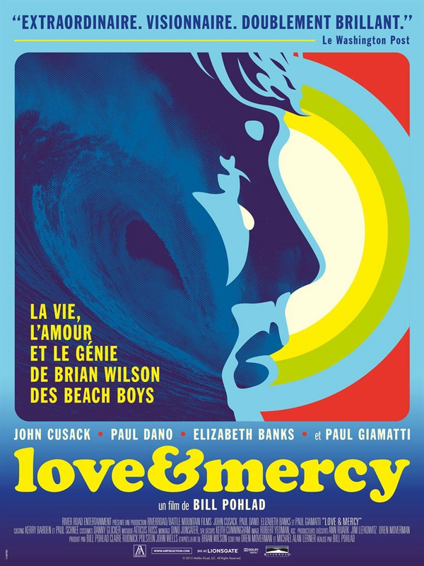 Love and Mercy affiche