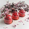 Douceur vanille fruits rouges