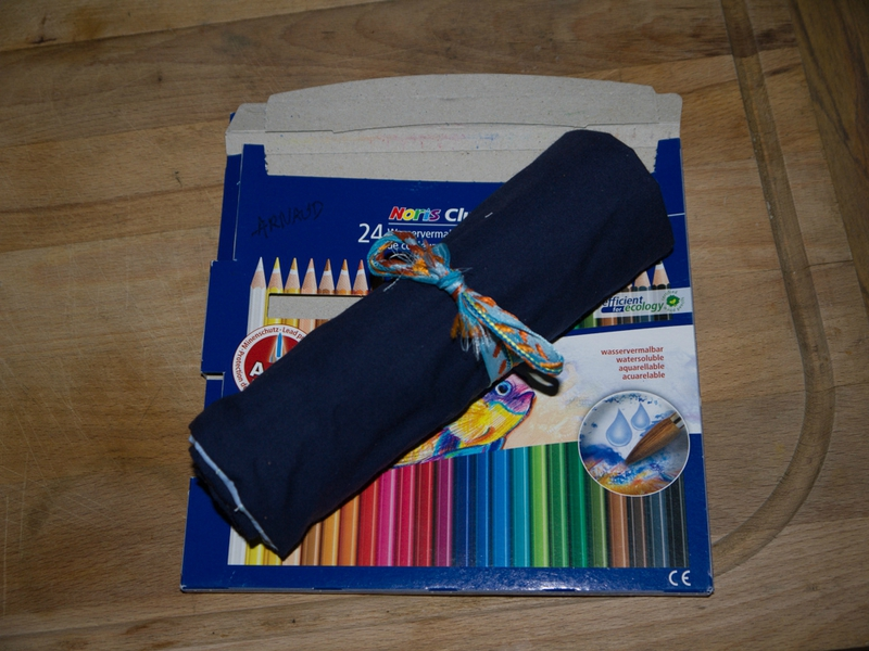 trousse crayons