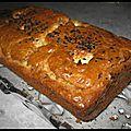 Cake alsacien façon flammenküche