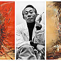 Phillips unveils two rare masterpieces by zao wou-ki from the artist's hurricane period