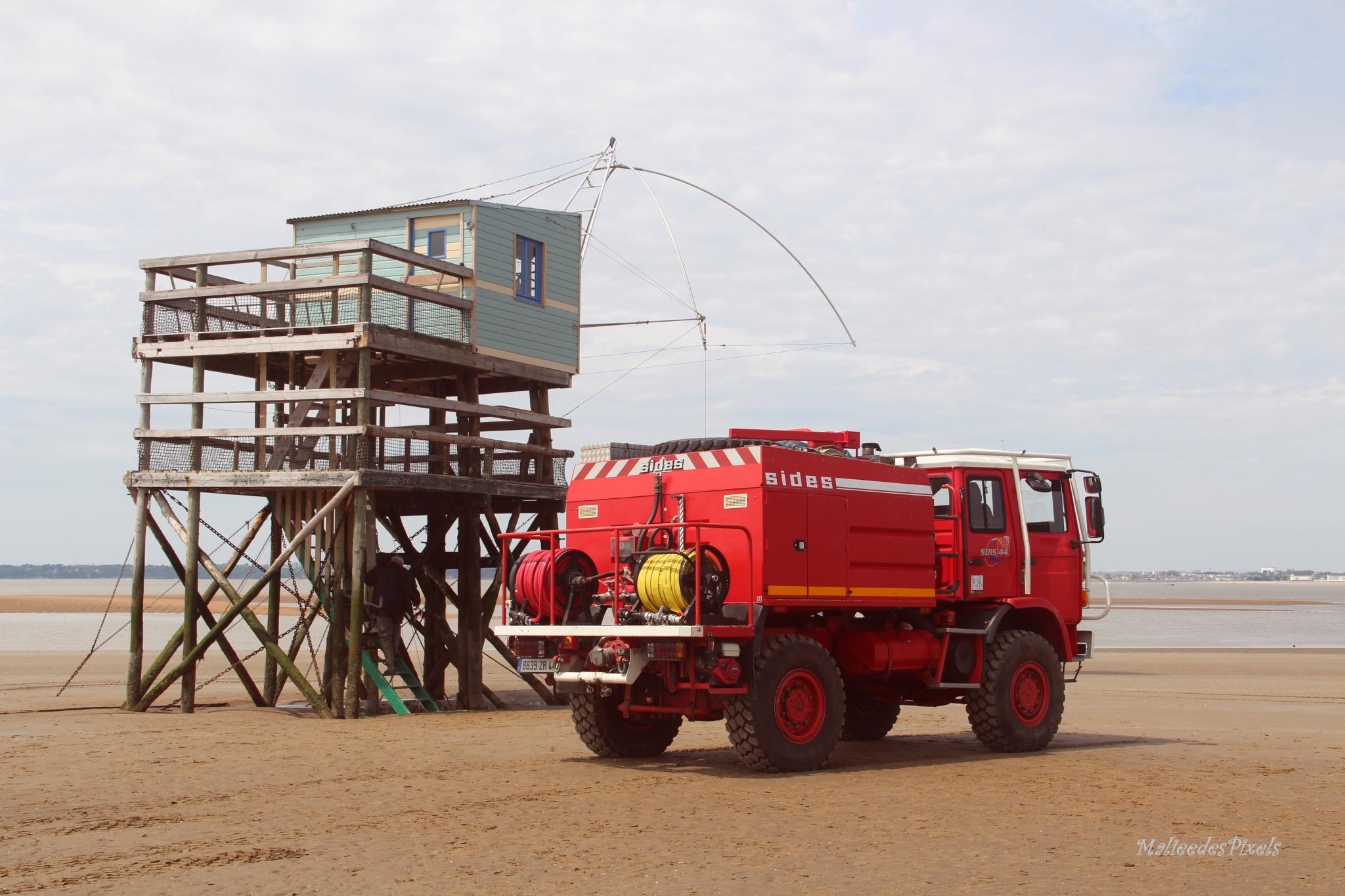 pêcherie et pompiers