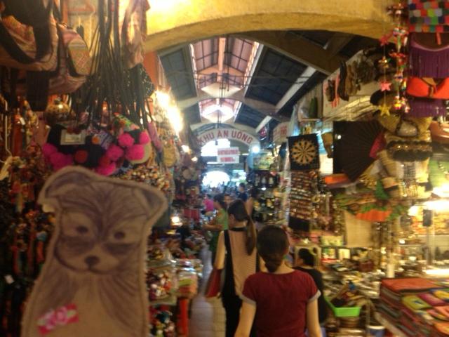 vietnam - marché saigon