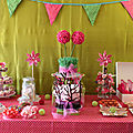 Anniversaire de printemps chez rose and cook