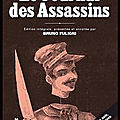 Le journal des assassins - bruno fuligni - editions place des victoires