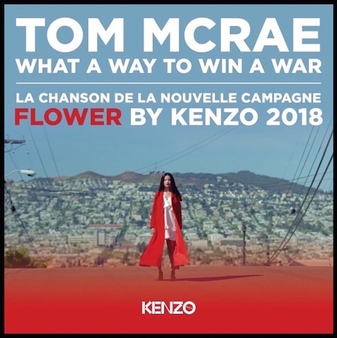 tom mcrae what a way to win a war kenzo