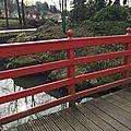 Nous avons visité le parc du près-la-rose à montbéliard