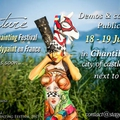 Painture, the french bodypainting festival 18 juin -19 juin 2016
