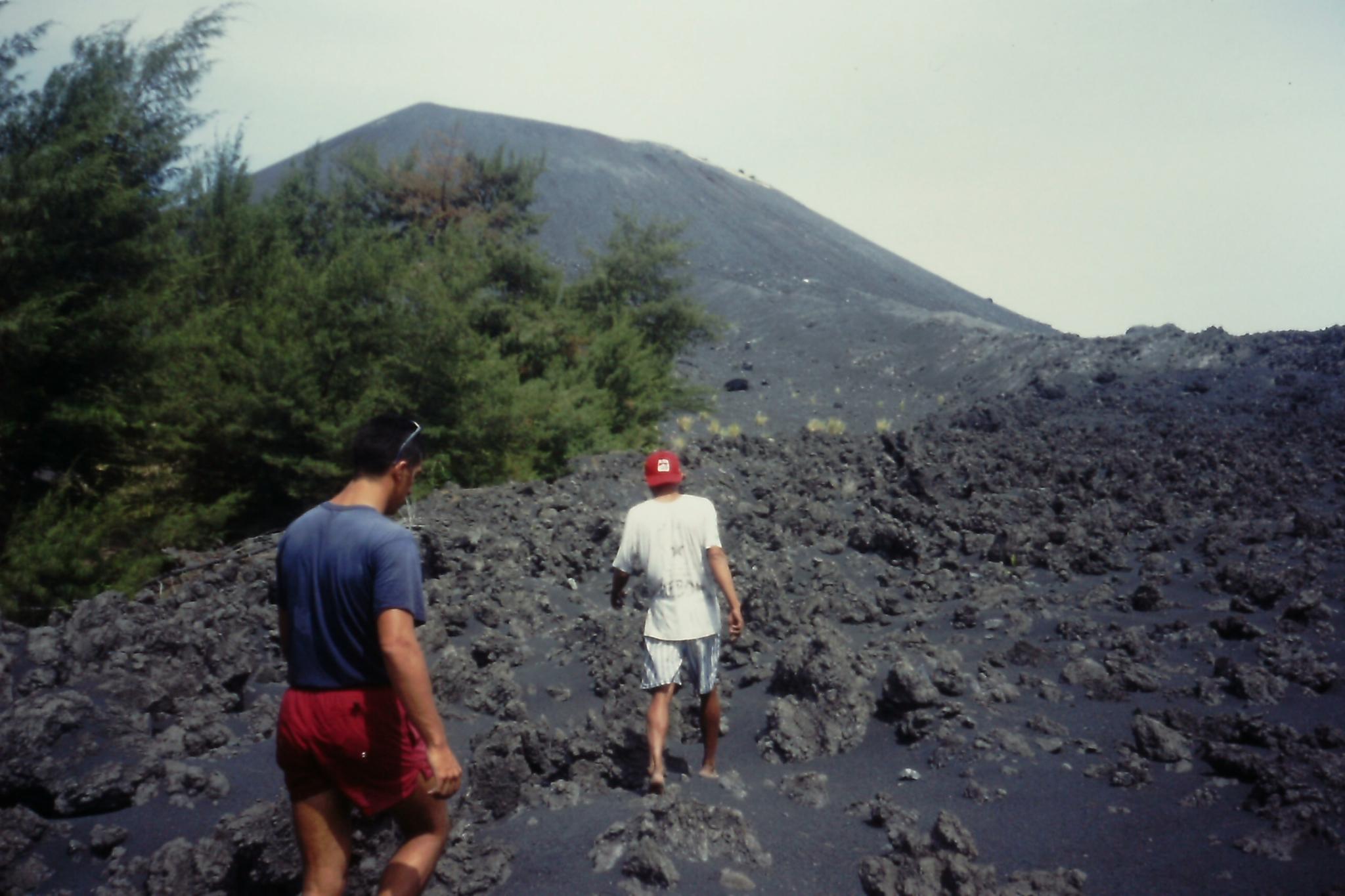 Indonesie : Krakatau