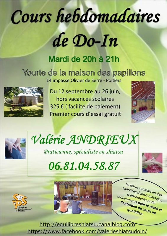 Affiche cours hedbo yourte