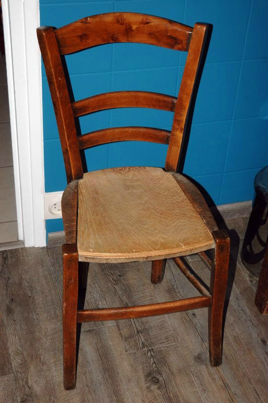 Tuto Chaises Ou Comment Retapisser Une Chaise En Paille Ou Autre