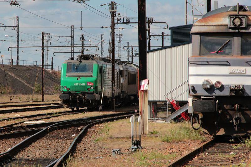 BB 27154M, St Pierre des Corps