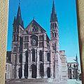 Reims - basilique St Rémi